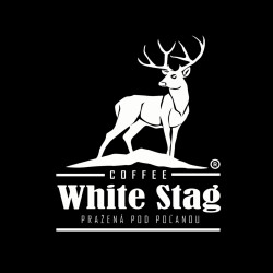 Coffee White Stag