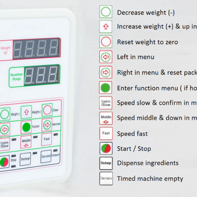 Automatic Scale 1500g #2