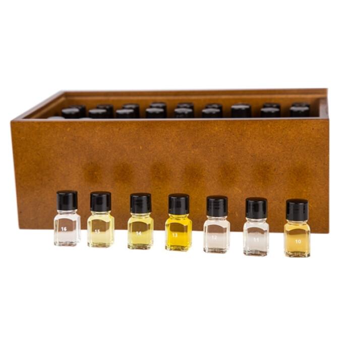 Book + Set of 36 aromas by Jean Lenoir - Le Nez Du Cafe Revelation #3