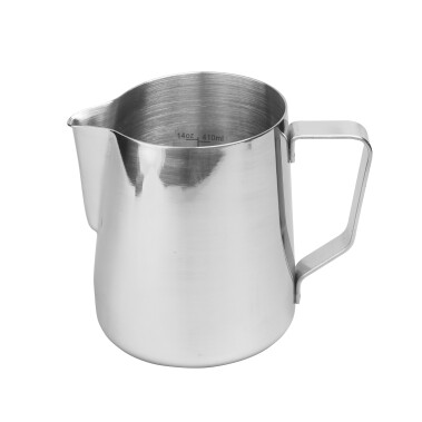 Rhinowares Stainless Steel Pro Pitcher - Silver 600 ml