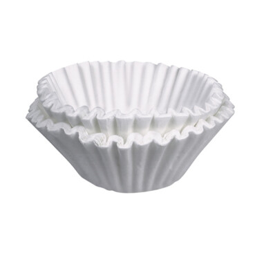 Bunn Gourmet Funnel C Filters - Coffee maker filters 1000 pcs