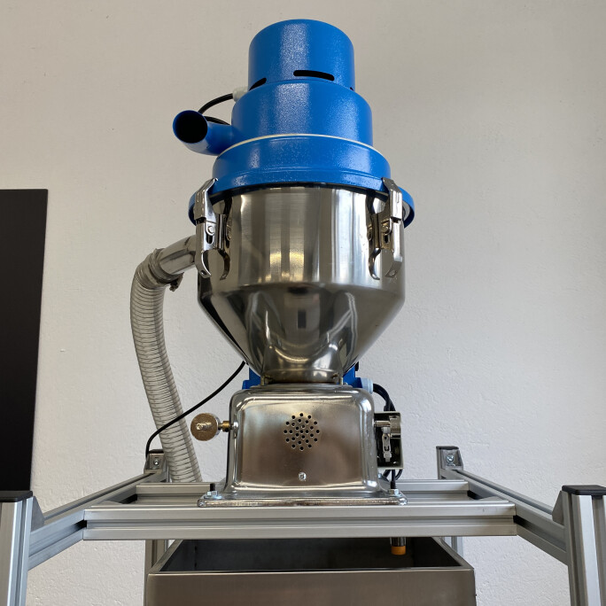 Coffee Beans Automatic Loader #3