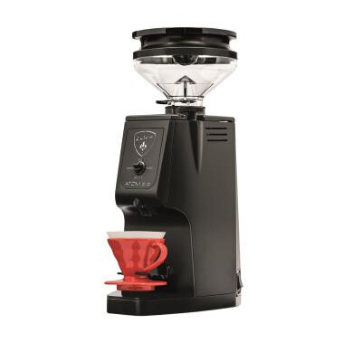 Eureka Atom Pro - Automatic Grinder - Black
