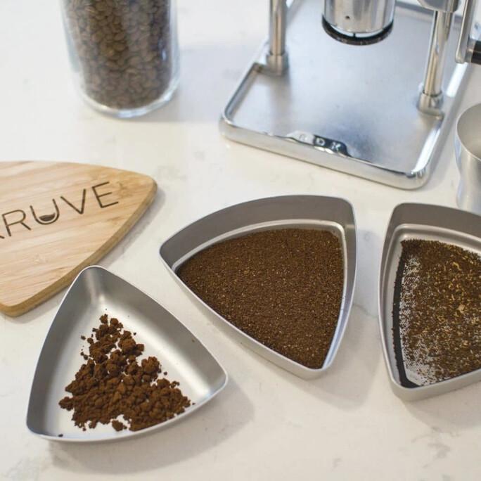 Kruve Sifter Plus Bean Silver #8