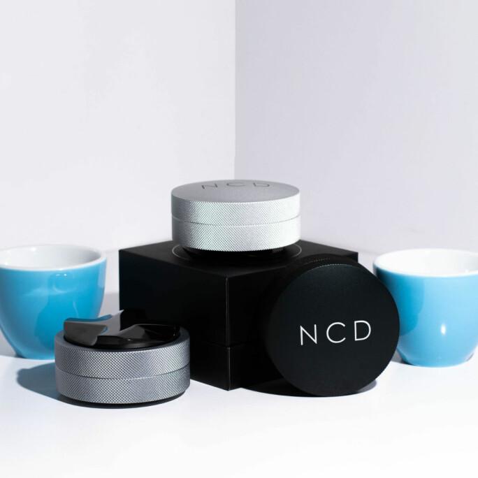 Nucleus Coffee Distributor - Black #3