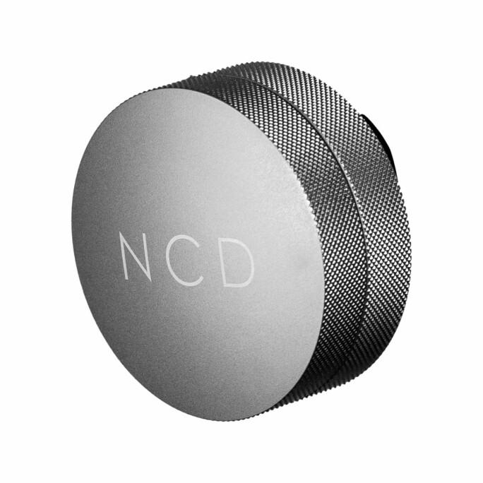 Nucleus Coffee Distributor- Titanium #1