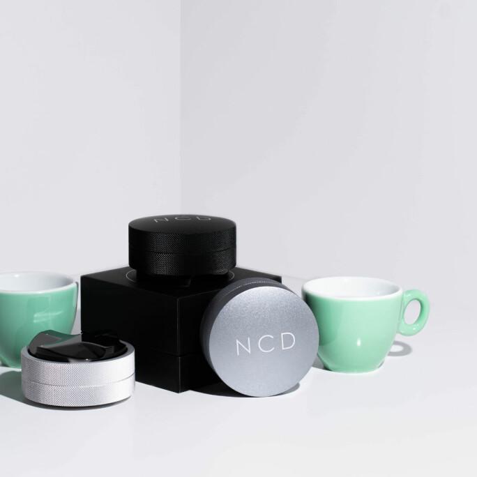 Nucleus Coffee Distributor- Titanium #2