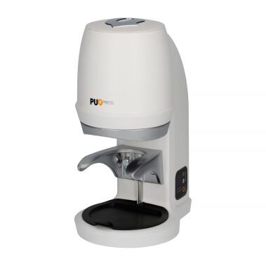 Puqpress Q2 58.3 mm Matt White - Automatic Tamper