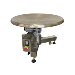 Rotary Receiving Table