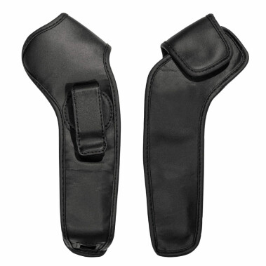 Leather case to protect infrared thermometer