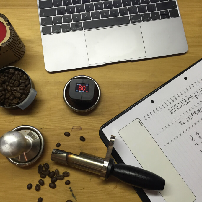 Tonino Color Meter for Roasted Coffee #5